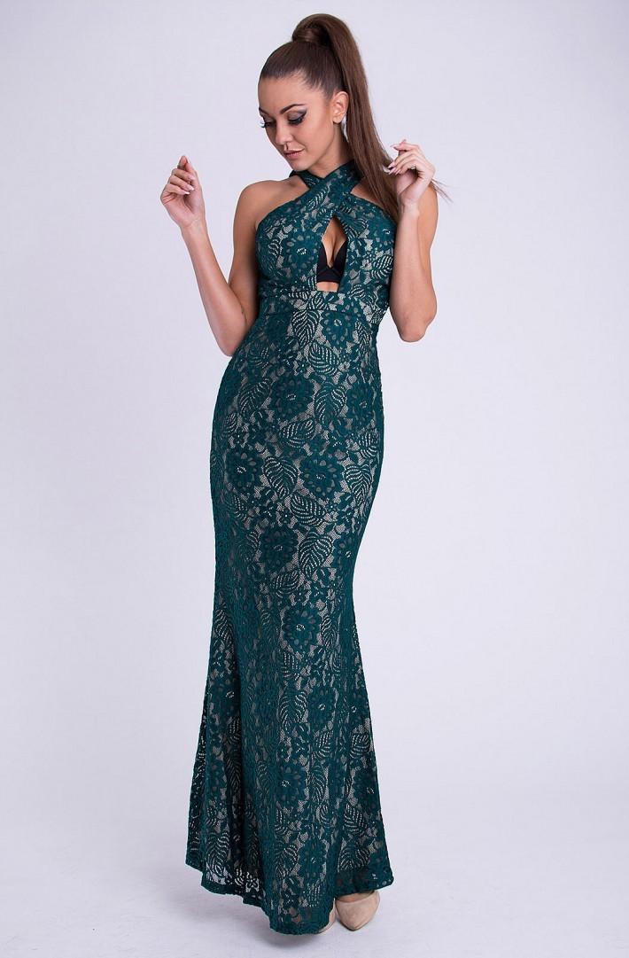 Šaty s čipkou - Spoločenské šaty Online 05ae4014db2