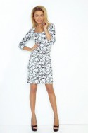 Elegantné dámske šaty 2915
