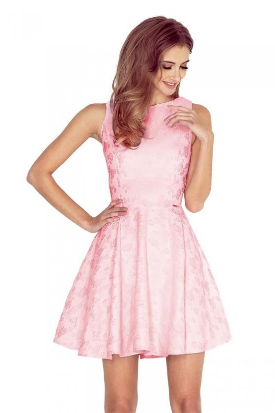 Elegantné dámske šaty 3022