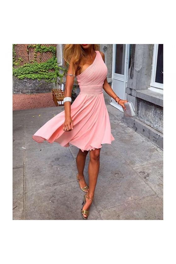 Nádherné krátke šaty 3030