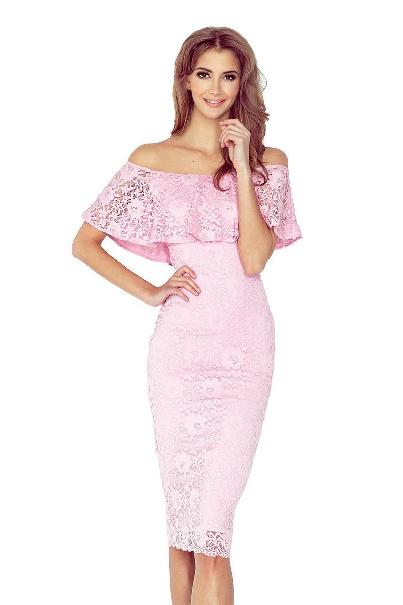 Šaty s čipkou - Spoločenské šaty Online c15ae4a8062