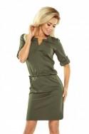 Pohodlné dámske šaty 3115