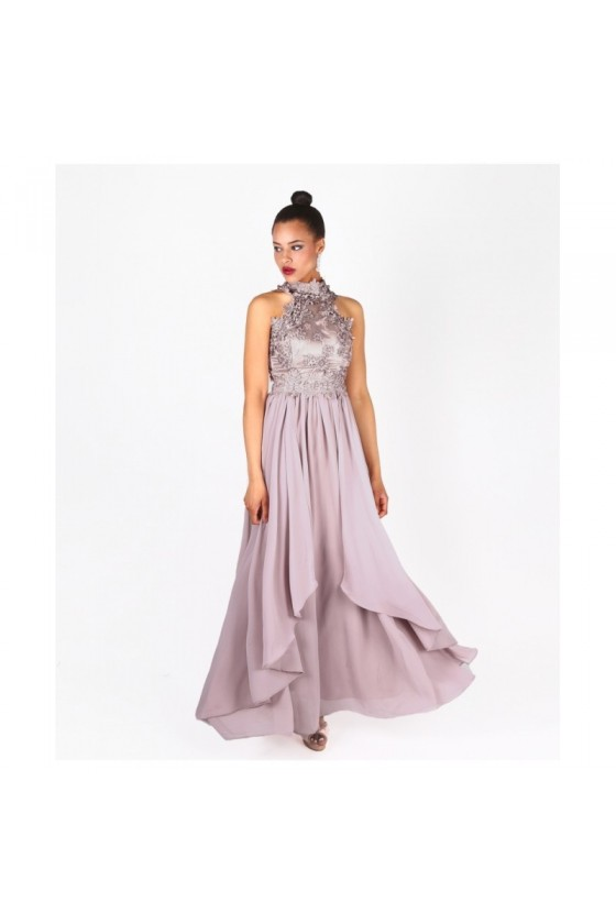 Nádherné spoločenské šaty 3153
