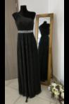 Dámske šaty na jedno rameno 3219