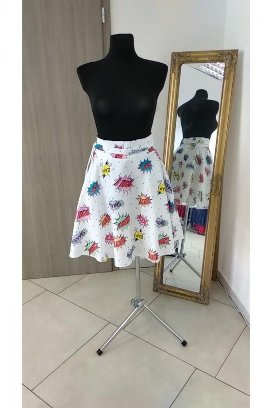 Rozkošná sukňa 3288