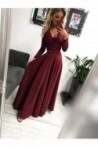 Dámske šaty s rukávom 3310