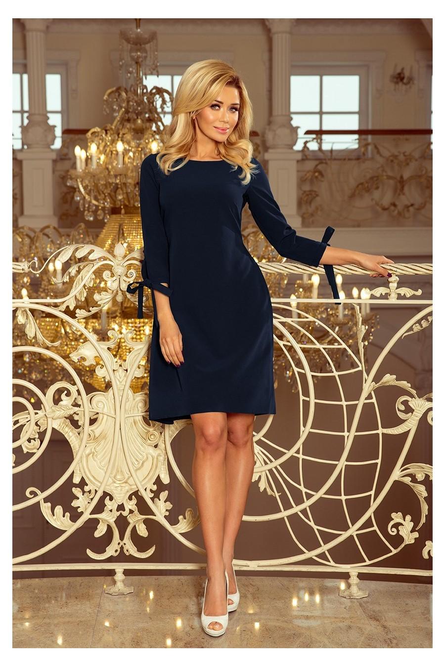 519ea688226c Pohodlné dámske šaty 3370 - Spoločenské šaty Online