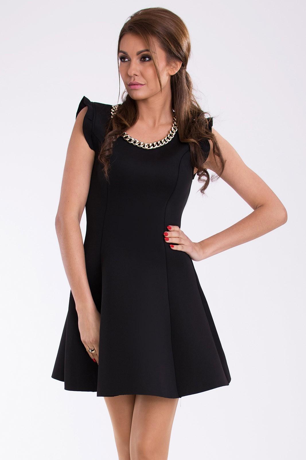 8d7e44a45533 Koktejlové šaty 1708 - Spoločenské šaty Online