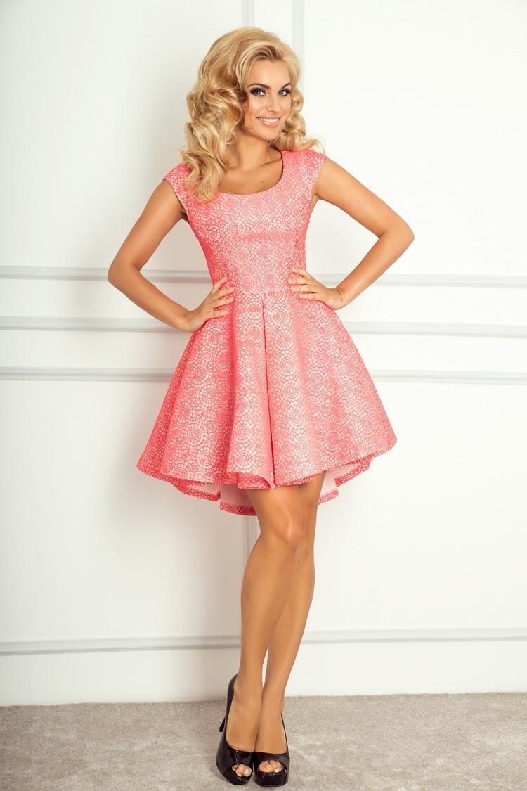 Koktejlové šaty - krátke - Spoločenské šaty Online 80e774021ef