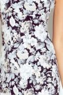 Kvietkované šaty 2152