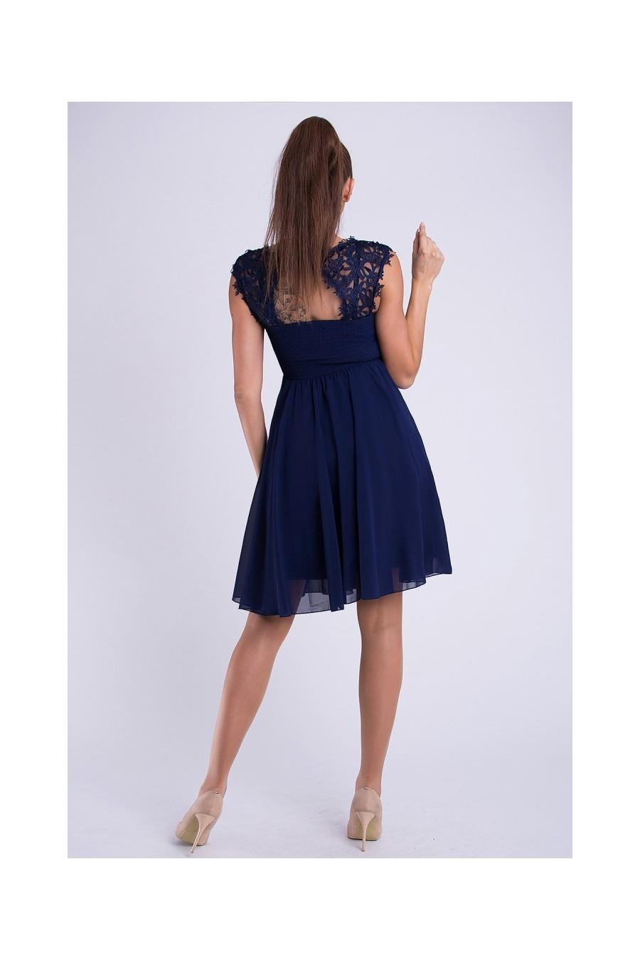 Koktejlové šaty 2806