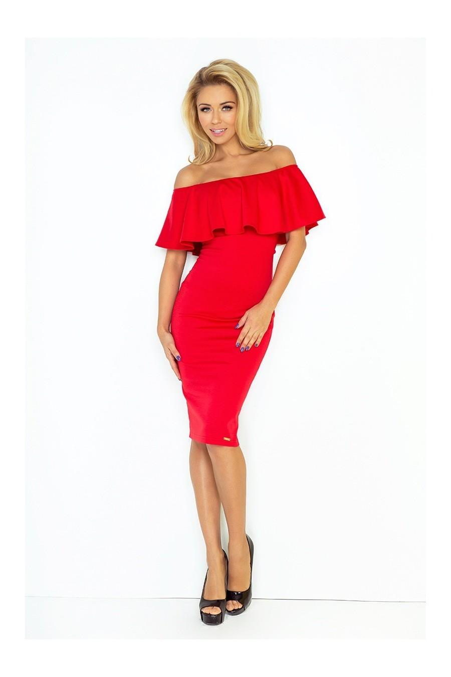 Elegantné šaty 2921