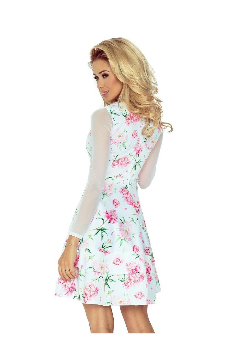 Krásne dámske šaty 2949
