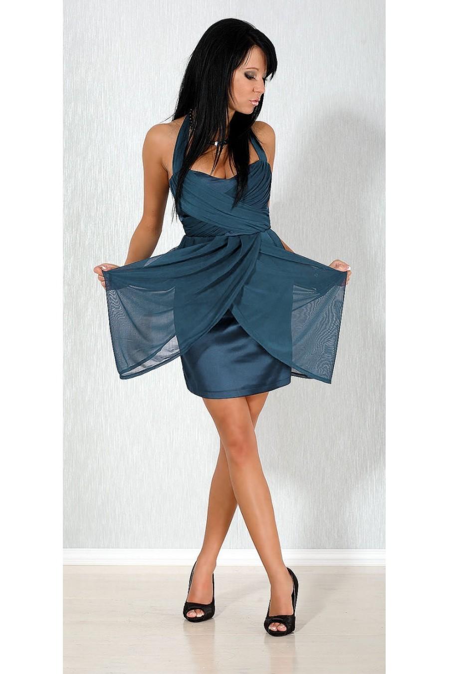 Koktejlové šaty 2997