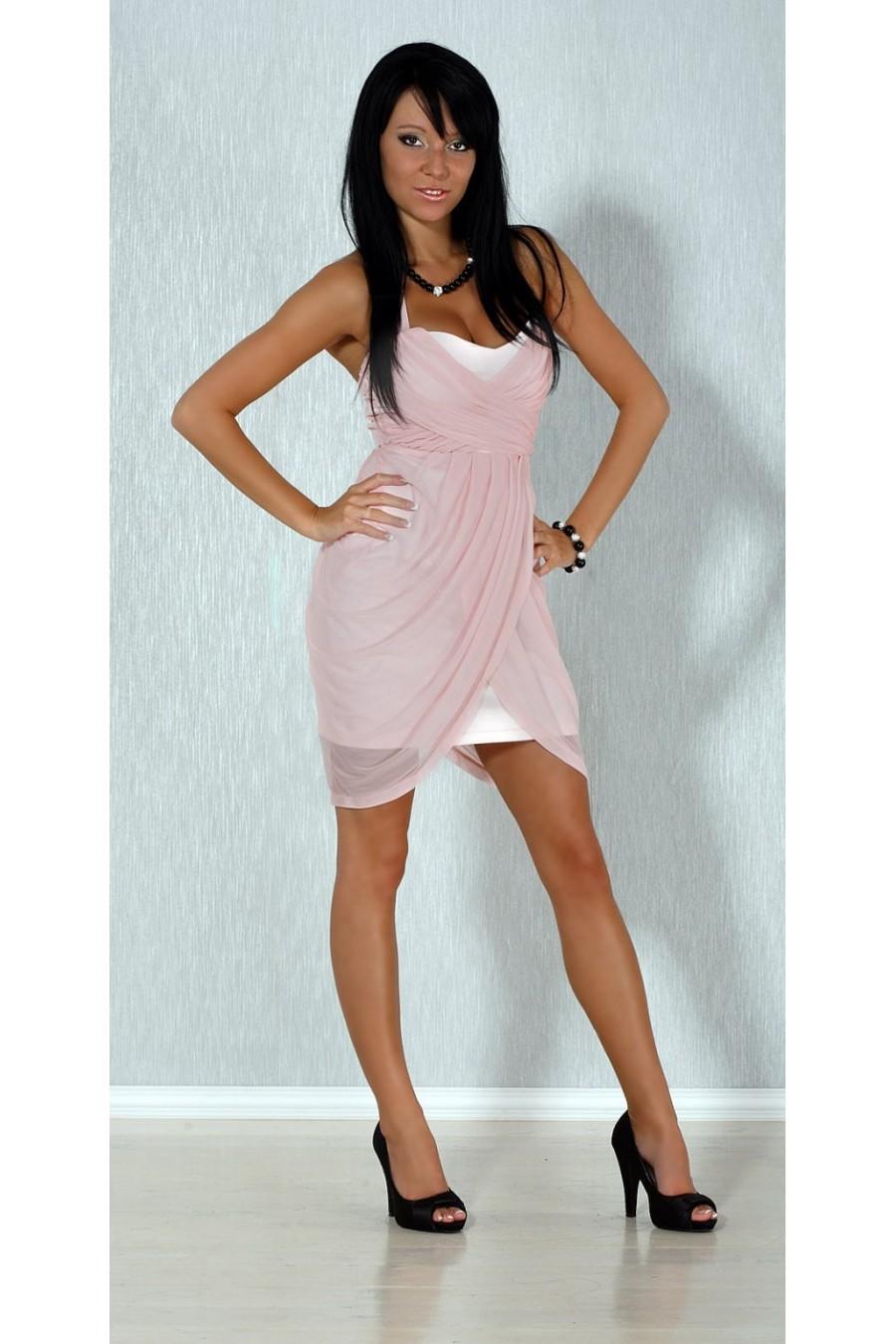 Koktejlové šaty 2998