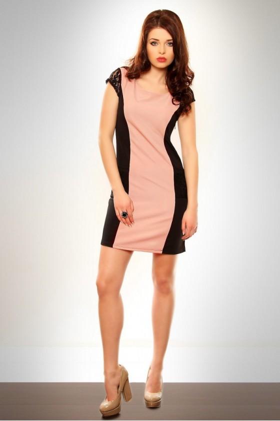 Koktejlové šaty 3002
