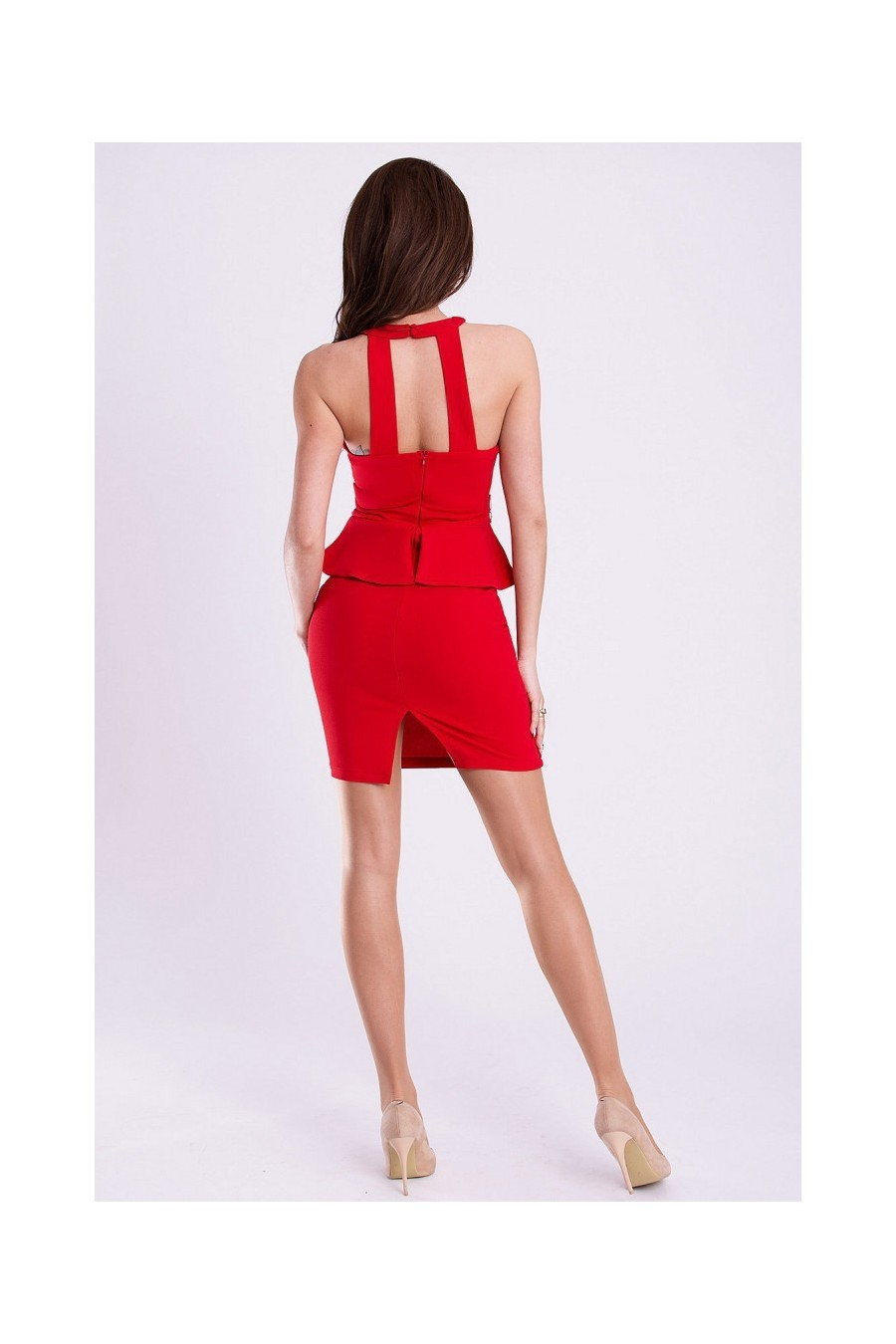 Koktejlové šaty 3013