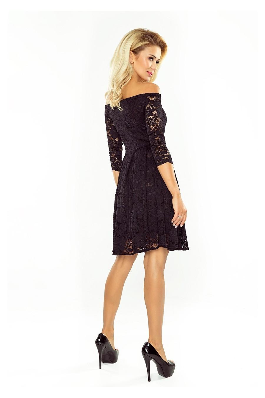 Krásne čipkované šaty 3103