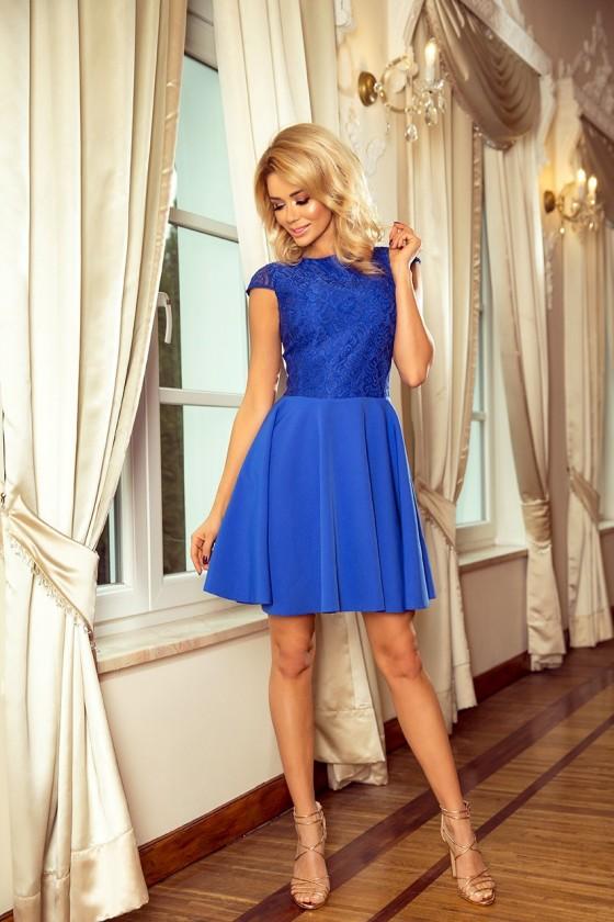 Pôvabné dámske šaty 3201
