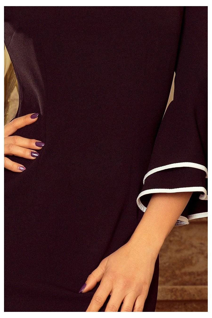 Elegantné dámske šaty 3203