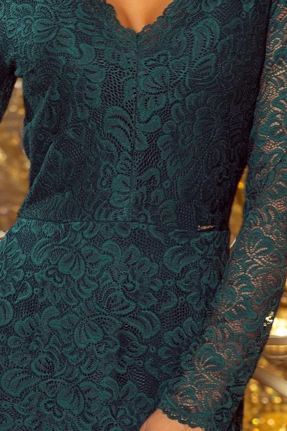 Čipkované šaty 3209