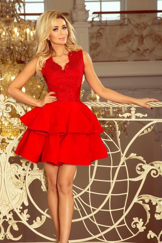 Nádherné koktejlové šaty 3250
