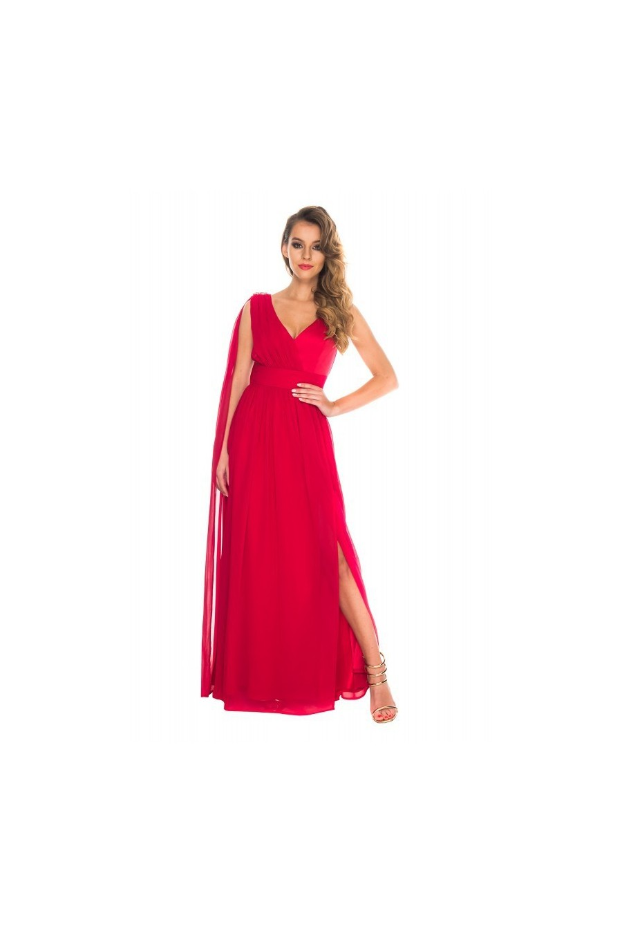 Pôvabné dámske šaty 3259