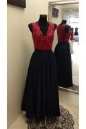 Elegantné spoločenské šaty 3140