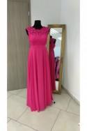 Pôvabné šaty s čipkou 3286