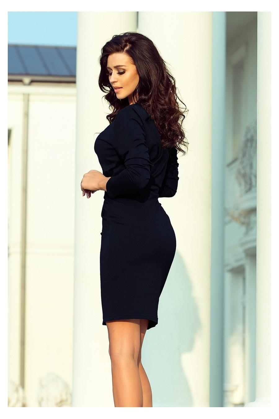 Pôvabné dámske šaty 3306