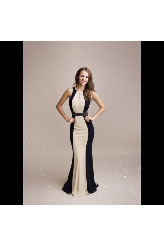 Pôvabné dámske šaty 3340