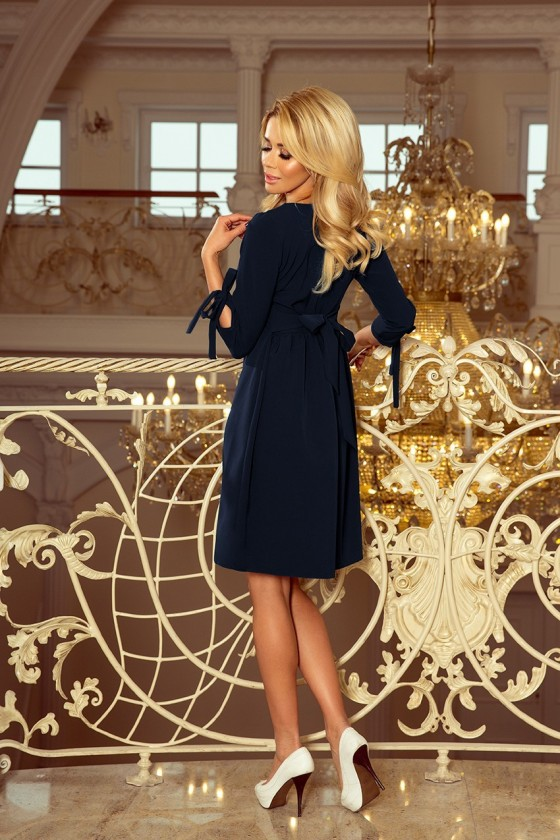 Pohodlné dámske šaty 3370