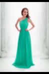 Spoločenské šaty na jedno rameno 3346