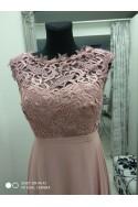 Pôvabné šaty 3418