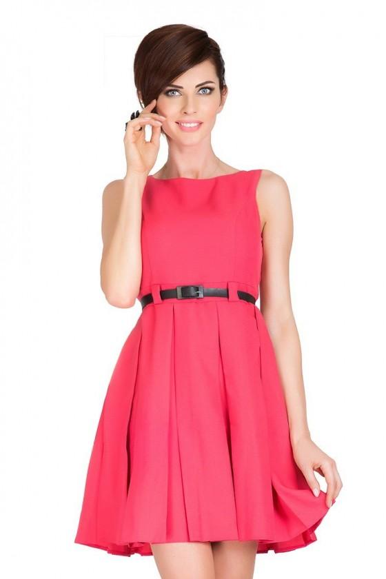 6-8 šaty s složence - koralove - BIG SALE! %
