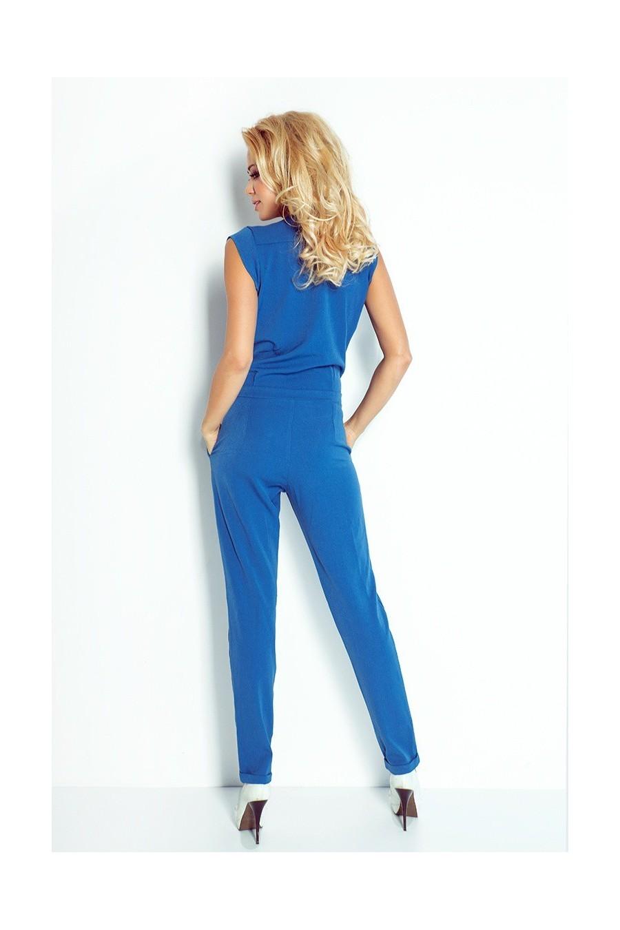 Oblek - modry  95-5