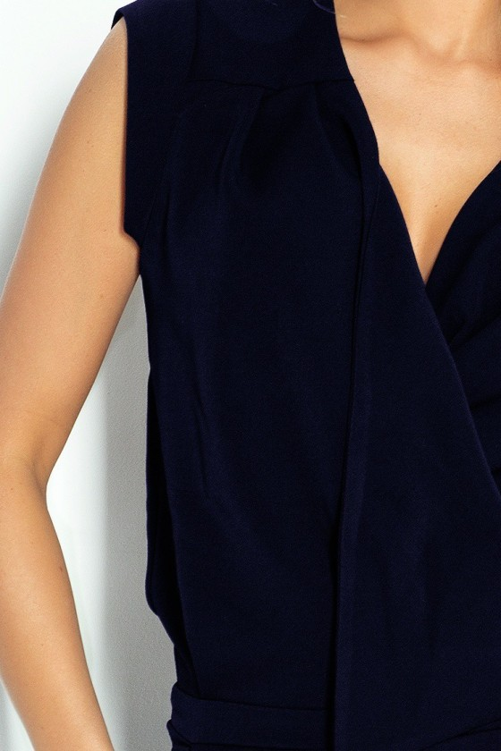 Oblek - tmave modre 95-1