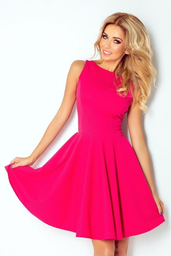 šaty - ruzove 125-3