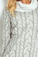 Golf - šaty s velkými kapsami 119-1