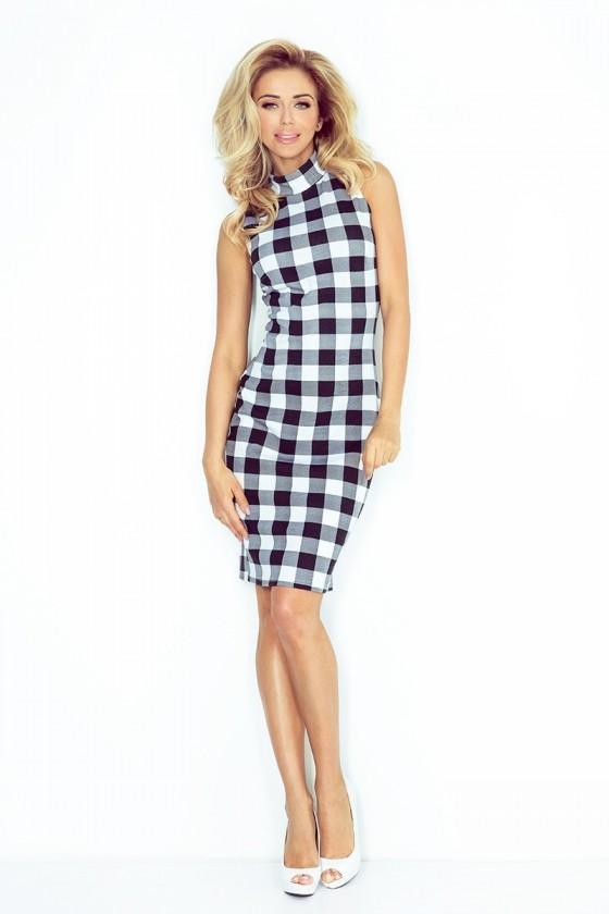 Rolákové dámske šaty 3656