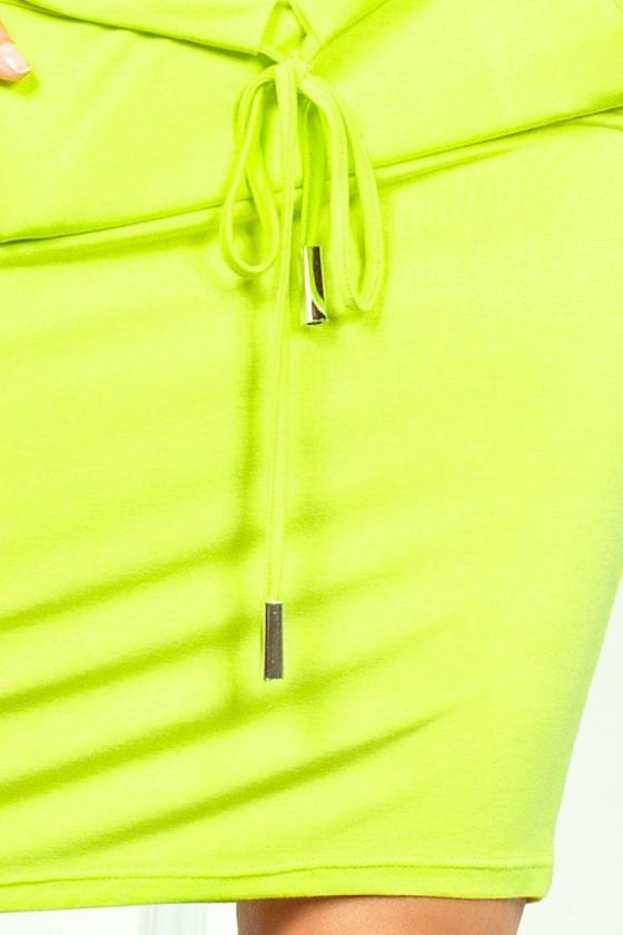 Sportovní šaty - NEON Lemon 56-3