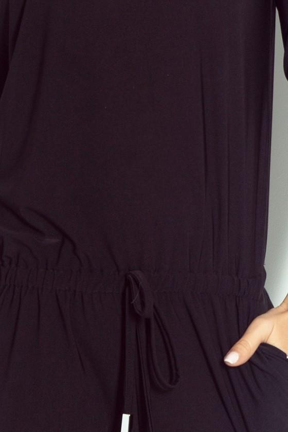 Oblek sporty - ity černý 81-2