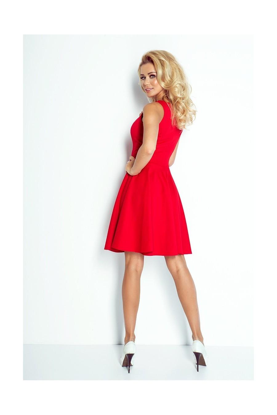 šaty - cervene 98-2