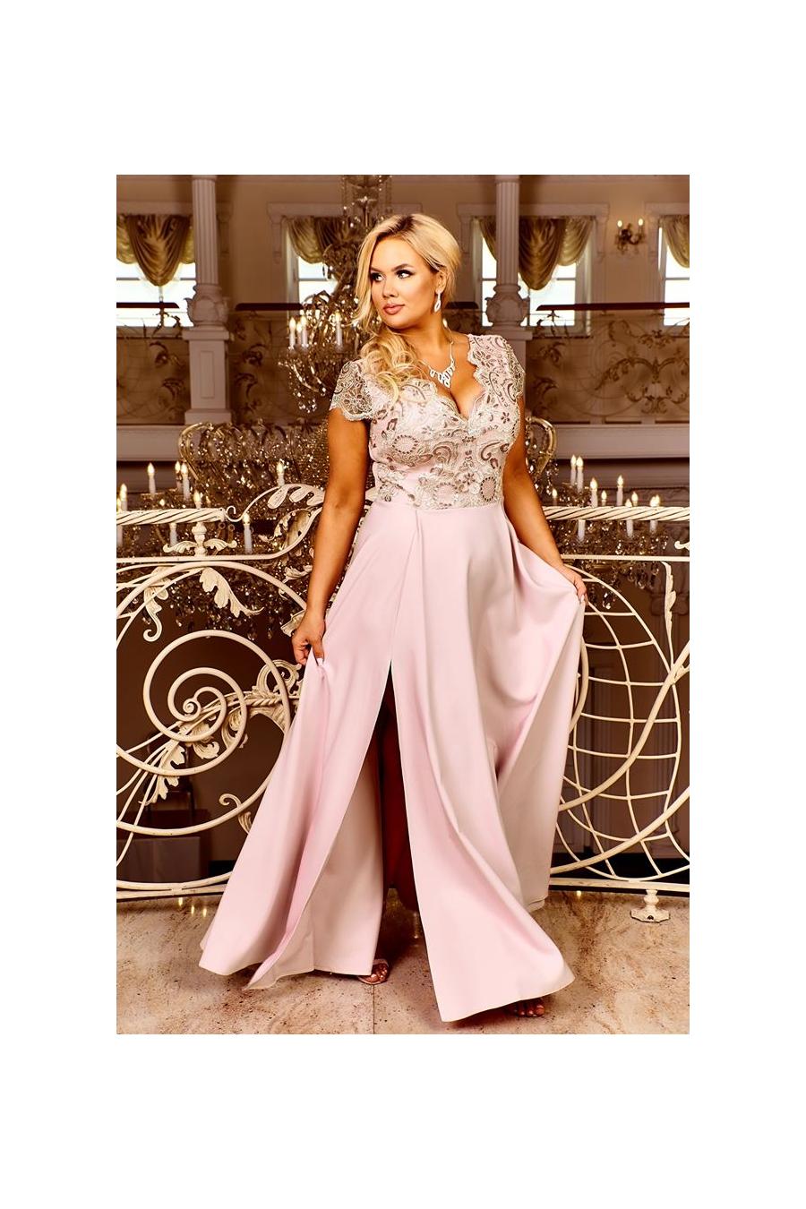 Nádherné dámske šaty 4164