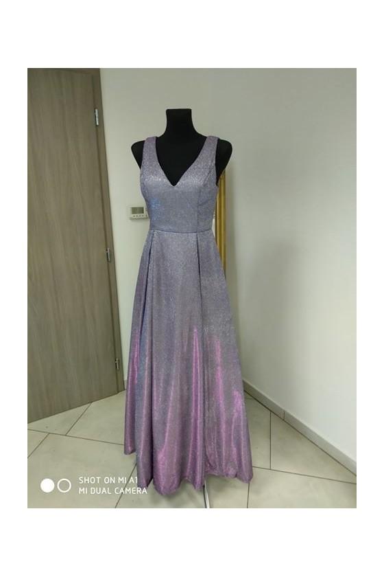 Prekrásne spoločenské šaty 4166