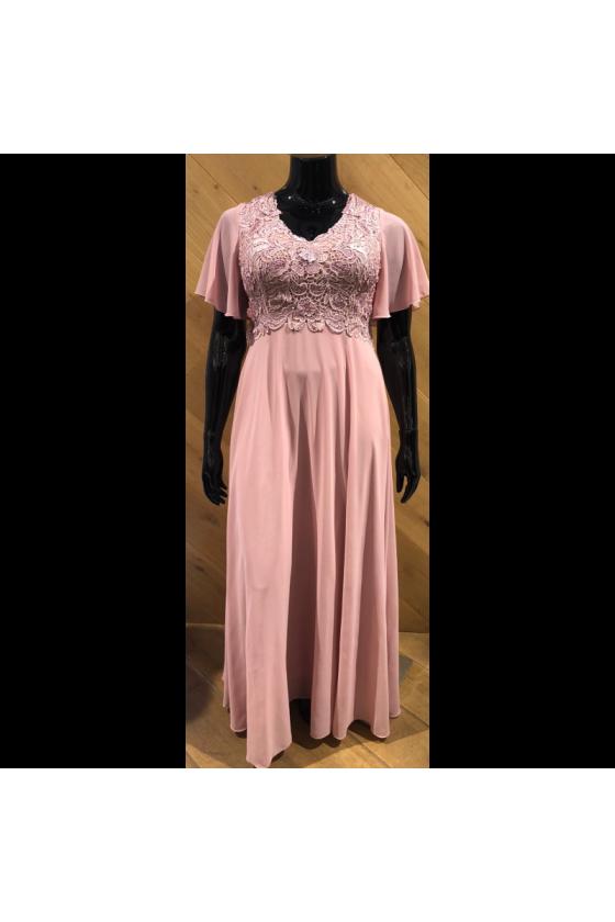 Spoločenské šaty pre moletky 4172