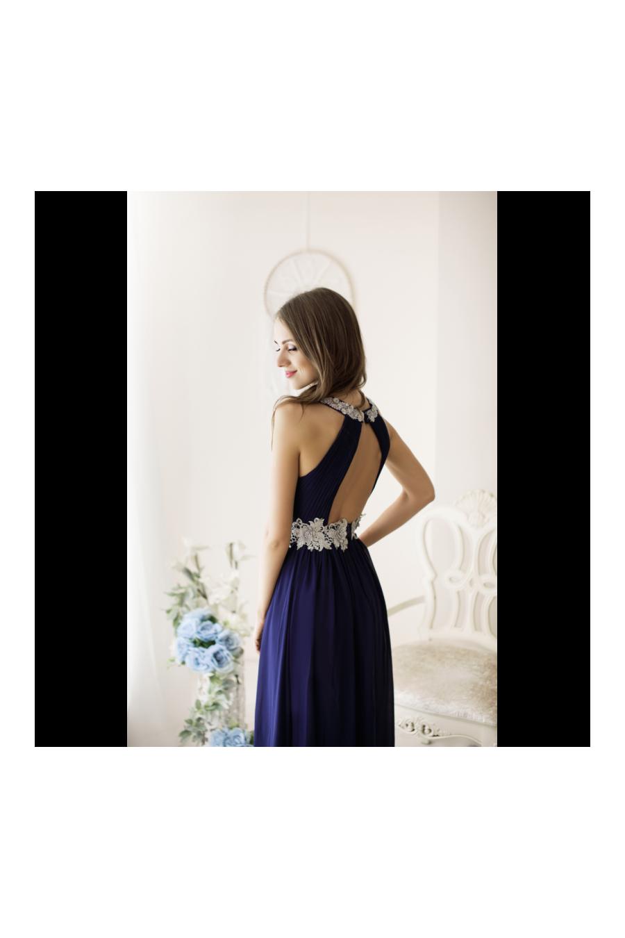 Nádherné spoločenské šaty 4175