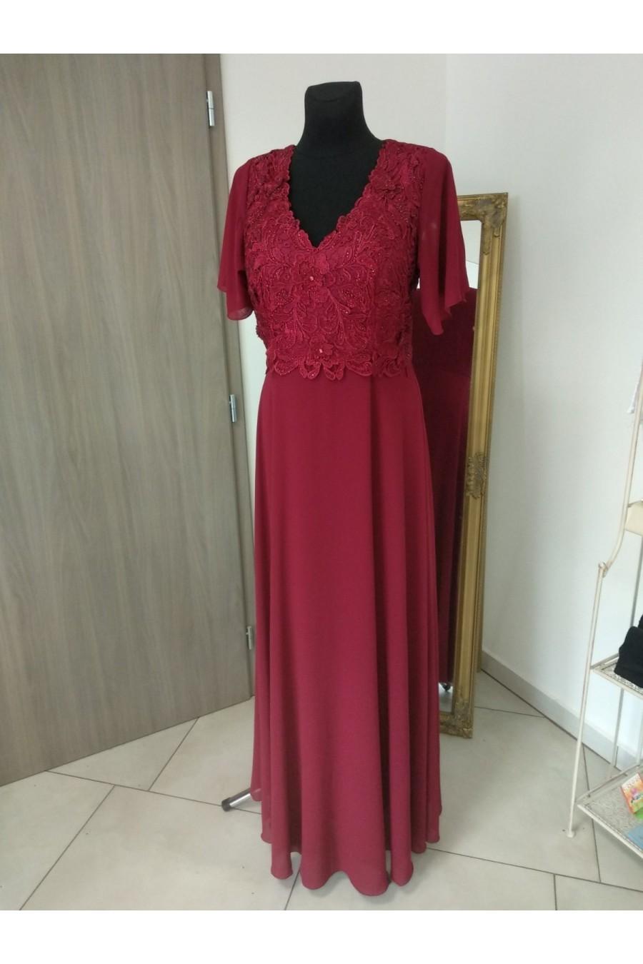 Elegantné dámske šaty 4193