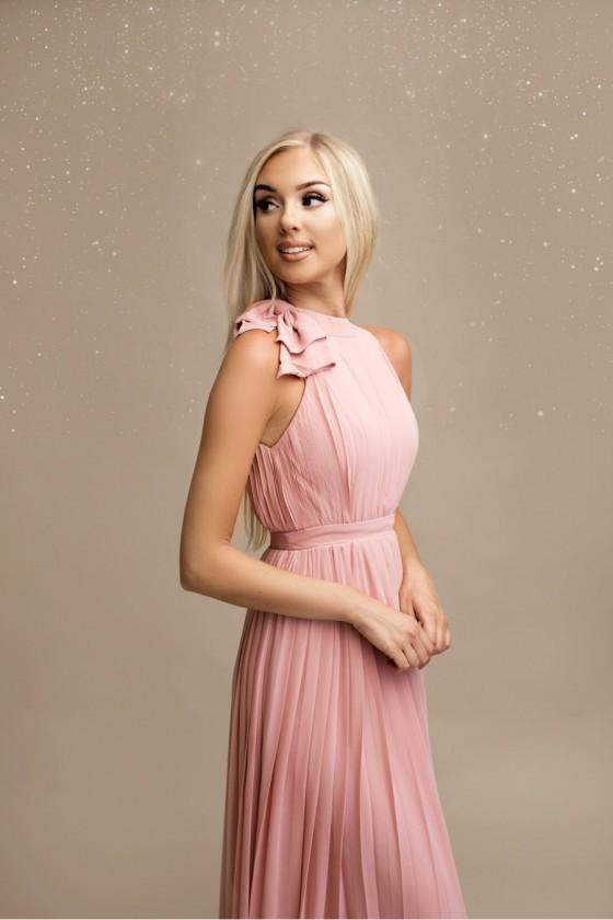 Pôvabné dámske šaty 30006