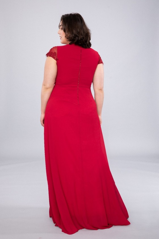 Spoločenské šaty 30018